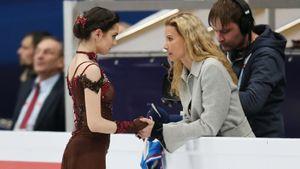 Олимпийская чемпионка Баюл: «Медведева вернулась к Тутберидзе ради денег»