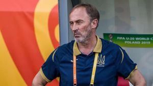 Тренер Украины: «Увидел фото наших погибших военных и понял, что речи о вызове игроков из России быть не может»