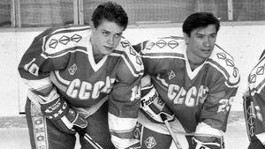 Быков: «Павел Буре влетел в советский хоккей, подобно полету Гагарина в космос»