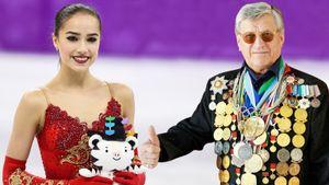 Рекорды Загитовой, перфоманс Тихонова и другие легендарные моменты: исторический ТЕСТ об Олимпийских играх