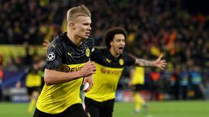 УЕФА выбрал 4 лучших гола первых матчей 1/8 финала Лиги чемпионов
