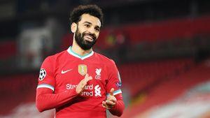 Салах забил самый быстрый гол «Ливерпуля» в Лиге чемпионов и стал лучшим бомбардиром клуба в этом турнире