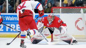 Россия проиграла Канаде в нефартовом городе. Команда Брагина снова горит в Суперсерии