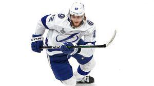Крутая история русского хоккеиста в финале НХЛ. Волков сыграл впервые в плей-офф и стал героем чемпионского матча