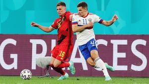 «Бельгийцы быстрее думают и работают с мячом». Зобнин— о разгромном поражении сборной России на старте Евро-2020