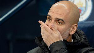 Сарри иГвардиола плюхнулись влужу ипроиграли андердогам. «Ливерпуль» ушел вчетырехочковый отрыв