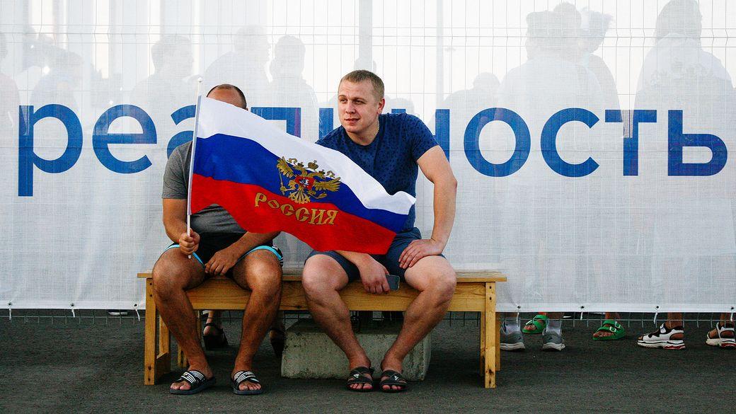 97% россиян не знают ни одного российского спортсмена из тех, кто выступит на Олимпийских играх в Токио