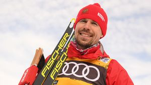 Топовый русский лыжник поборол коронавирус, из-за которого пропустил «Тур де Ски». Он зажег на Кубке России