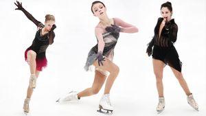 Произвольная программа женщин на чемпионате мира по фигурке: трансляция. 5 четверных Трусовой и 2 Щербаковой
