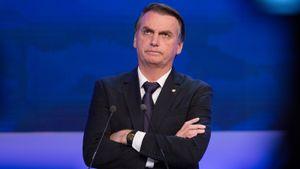 Президента Бразилии не пустили на матч чемпионата страны по футболу из-за отказа вакцинироваться от коронавируса