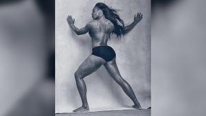 Румынская теннисистка Каданцу: «Когда увидела Серену раздетой, была в шоке в течение недели»