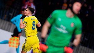 «Арсенал» опозорился в Белоруссии, Черышев забил в Шотландии. В Лиге Европы весело