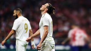 «Атлетико» и«Реал» сгоняли постное дерби. Пустой Азар, промахи Бэйла, Куртуа иОблак— две стены