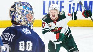 Русские, которые могут забрать награды НХЛ. Капризов станет лучшим новичком, а Василевского снова ждет «Везина»?