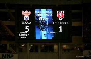 15 красоток, которых очаровало шоу Заболотного в матче России с Чехией