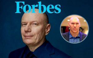 «Россия должна знать своих «героев». Валуев выложил обложку Forbes с Потаниным, напомнив об аварии в Норильске