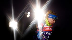 Российская биатлонистка Павлова: «Мне стало некомфортно в команде. Доходит до слез»