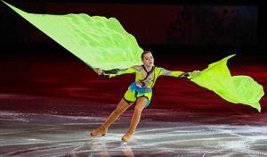 Сотникова не смогла выбрать свою любимую программу: «Их все любишь до потери пульса»