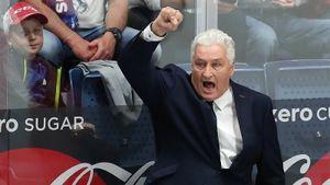 ВКХЛ может вернуться скандальныйчех. Ржига критиковал лигу инападал насборную России закокаин Кузнецова