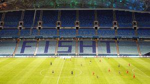 «Футбол без зрителей мертв, это не футбол». Тренер «Сочи»— после разгромной победы в историческом матче