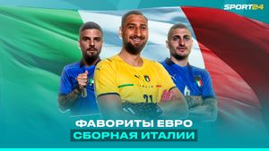 Команда Манчини не проигрывает почти 3 года — готовы брать золото? Сборная Италии на Евро-2020