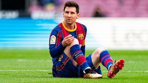 Что с контрактом Месси? Лео уже 17 дней сидит без клуба, но может остаться в «Барсе» еще на 5 лет