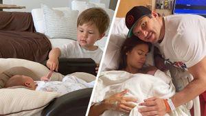«Родилась новая звезда». Как американцы поздравляли Овечкина и его жену с рождением второго сына