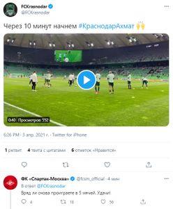 (twitter.com/FCKrasnodar)