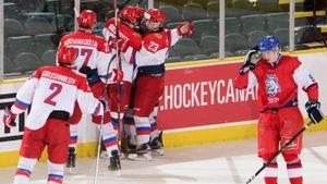 Российская молодежь — в финале Мирового кубка вызова. Наши размазали чехов и готовы биться с Канадой