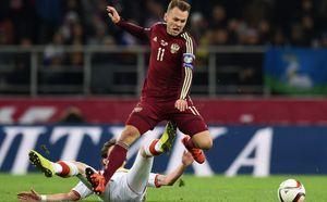 Селихов, Черышев и Канунников не вошли в состав сборной