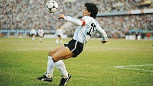 10 самых крутых голов Марадоны за всю карьеру: видео