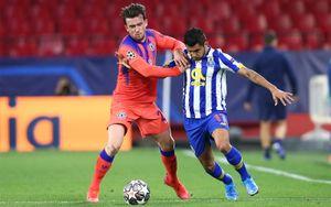 «Челси» обыграл на выезде «Порту» в первом четвертьфинальном матче Лиги чемпионов