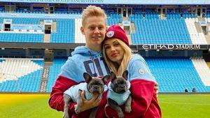 Украинская телеведущая Влада Седан сообщила, что стала женой футболиста «Манчестер Сити» Зинченко