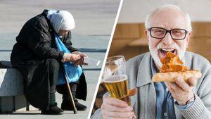 Кравец: «ВИспании старики могут ходить вресторан каждый день. НаУкраине тыдо60 лет пашешь, потом— выживаешь»