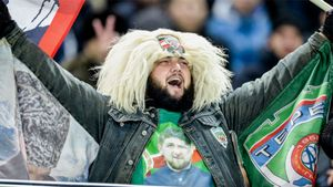 «Они болеют, будто яихзаставляю». Кадыров рассказал, почему неприходит надомашние игры «Ахмата»