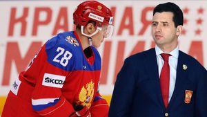 Ротенберга обвиняют в шантаже игрока местом в сборной. В СКА уже семь кандидатов в молодежку