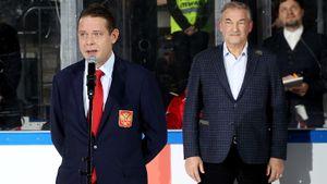 Буре пошел в большую хоккейную политику, сменив великого Третьяка. Что будет делать Русская ракета в совете ИИХФ?