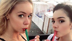 «Меня спрашивают: «Тыправда так много пьешь?» Медведева ответила наобвинения поповоду алкоголя