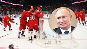 Путин эмоционально отреагировал напобеду России наюношеской Олимпиаде: «Красиво, очень красиво»