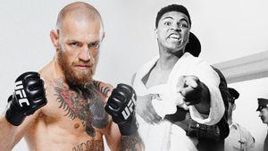 «Он слишком уродлив, чтобы быть чемпионом!» Мухаммед Али уничтожал соперников до боя. Так не может даже Макгрегор