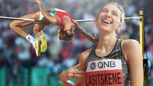 Легендарную прыгунью Костадинову обвинили в допинге. Ее мировой рекорд пытается побить Ласицкене