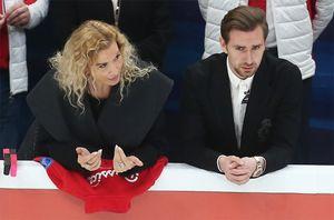 Тутберидзе прервала пресс-конференцию Щербаковой, Трусовой иКосторной