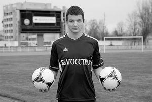 Белорусский вратарь, его жена и6-летний сын погибли вавтокатастрофе. Второй ребенок выжил