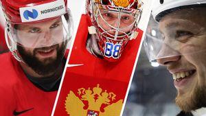 Первые Игры для Панарина и Кучерова. Кто дебютирует за олимпийскую сборную России в Пекине?