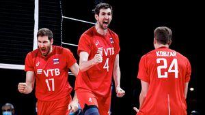 Россия рвется в плей-офф Лиги наций. Обыграли топовых сербов, показав шикарный волейбол