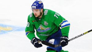 КХЛ пощадила финского легионера «Салавата». Он выиграл для Уфы матч, который должен был пропустить