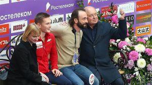 Любовь судей помогла Коляде выиграть Гран-при «Кубок Ростелекома». Это был лучший мужской турнир в России за годы