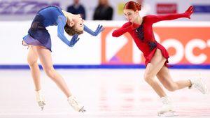 Трусова выдала шикарный прокат с четверным лутцем и принесла Тутберидзе второе золото. Skate America: как это было