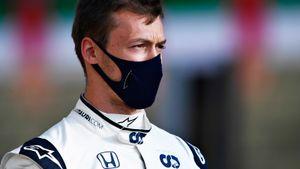 Русский гонщик не попал в очки перед увольнением из Формулы-1. В Квята не верит «Ред Булл», но он может вернуться