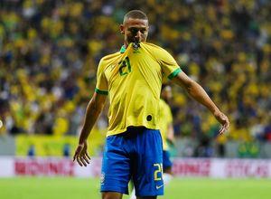 Свинка не позволит нападающему сборной Бразилии Ришарлисону сыграть в четвертьфинале Кубка Америки